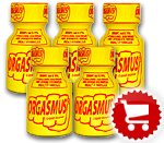 5 x Orgasmus Liquid Incense