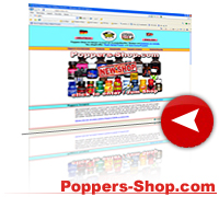 Poppers Shop